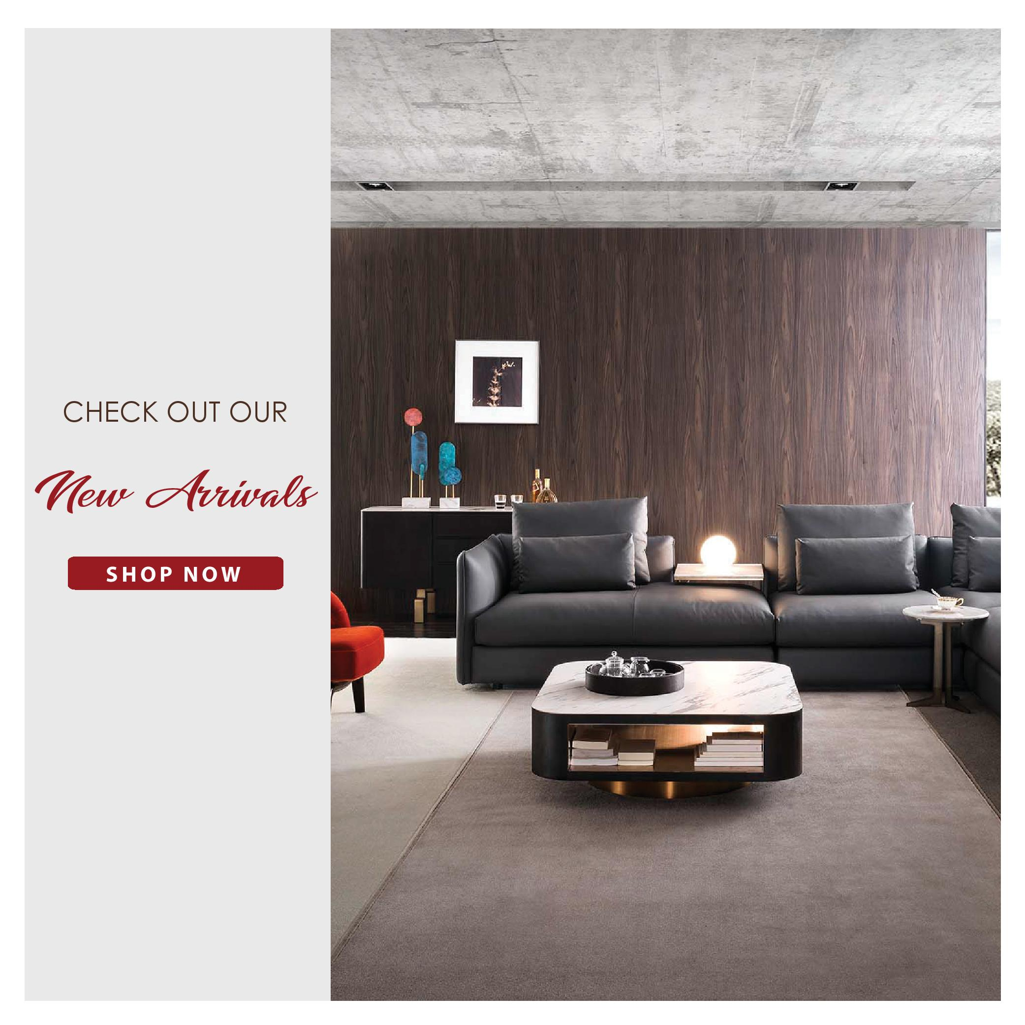 Your Online Furniture & Accessories Store in the UAE - Casa Lusso